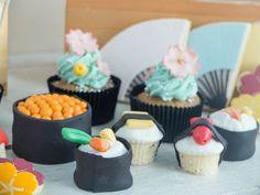 Audrey's Kokeshi Doll Themed Party – Sweet treats