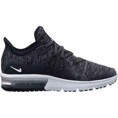 e79b248151a63d Nike Boys  Air Max Sequent 3 Running Shoes (Black