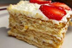 "Tort Kiev incredibil de gustos ""Akilezna"" - un desert foarte gingaș, aerat și crocant! - Bucatarul"