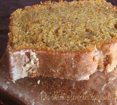 Concert de casseroles: Cake ultra fondant à la courge, au citron et aux épices douces, glaçage acidulé