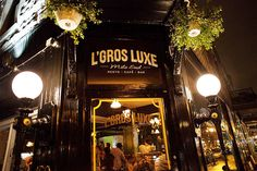 Restaurant Review: L'Gros Luxe in Montreal | Her Campus