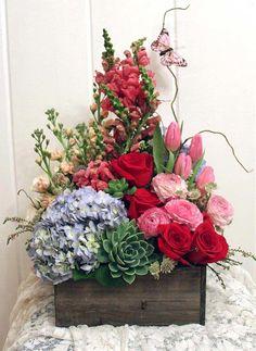 Spring Flowers Awaken #Nailspring Shade Flowers, Faux Flowers, Silk Flowers, Spring Flowers, Beautiful Flowers, Lotus Flowers, Flowers Garden, Orange Flowers, Tropical Flowers