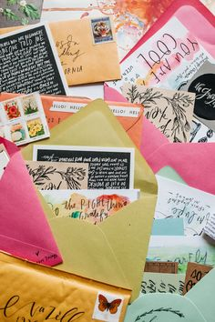 Snail mail | Happy Mail Inspiration