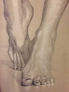 Cute Original Charcoal Drawing of Hands Holding for Anniversary, Wedding, Birthday, or Valentine's Day. Feet Drawing, Body Drawing, Life Drawing, Figure Drawing, Painting & Drawing, Figure Sketching, Drawing Faces, Anatomy Sketches, Anatomy Art