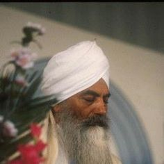 """When I say, ""Sat Nam Ji,"" to you, I am saying, ""Truth is your soul."" That is exactly what it means. ~Yogi Bhajan, July 27, 1996"