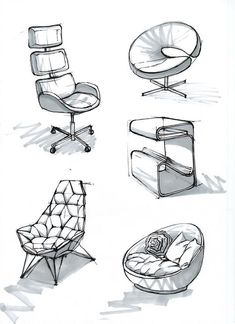 Interior Architecture Drawing, Drawing Interior, Interior Design Sketches, Sketch Design, Layout Design, Design Ideas, Architecture Portfolio, Classical Architecture, Logo Design