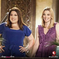 Jane and Stacy ~ Drop Dead Diva