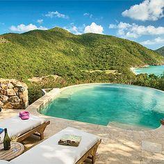 British Virgin Islands, Four Ways.