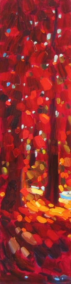 Valse d'octobre II by Lynn Garceau