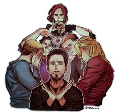 The Avengers [1]- This is so cute