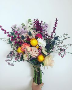 Those weekend feels. Lilac Bouquet, Floral Bouquets, Wedding Bouquets, Wedding Flowers, May Flowers, Flowers Nature, Beautiful Flowers, Beautiful Flower Arrangements, Planting Flowers