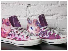 Rihanna Custom Chuck's !