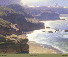 """""""Sunlit Coves"""" Dennis Doheny"""