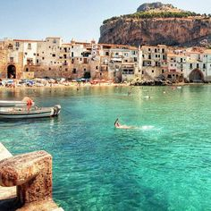Cefalu-Sicily, Italy