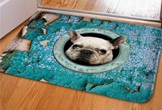 Αστειο Χαλακι 3D Εισόδου Με Σκυλάκι bulldog SitHappen DSQ 116 – Sit Happens 3D Bath Mat, Kids Rugs, Home Decor, Decoration Home, Kid Friendly Rugs, Room Decor, Home Interior Design, Bathrooms, Home Decoration