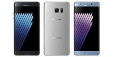 Official Looking Samsung Galaxy Note 7 Renders Leaked
