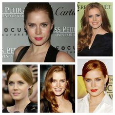 Amy Adams My celeb look-a-like...get it all the time!  yes, I will take it!