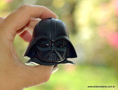 Busto Star Wars - Sabonetes Artesanais da Shiboneteria