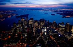 New York City, New York...went in HS for dance team trip in February of 2001...want to go back soo bad!!!