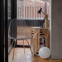 Mini Desk, Bohemian Furniture, Anglepoise, Home Office Lighting, Led Module, Modern Bohemian, Boho Decor, Desk Lamp, Floor Lamp