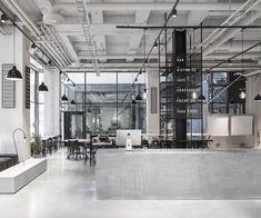 USINE - Picture gallery #architecture #interiordesign #industrial