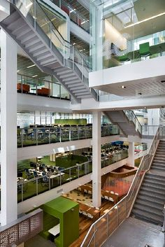 macquarie's office design