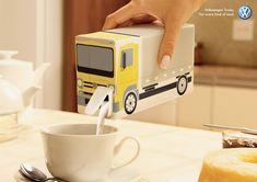 Volkswagen: Milk | Ads of the World™