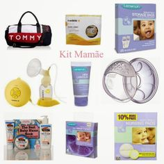 Tips For Mommy: { Must Have } : Kit Mamãe by Tips For Mommy