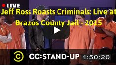 Streaming: http://movimuvi.com/youtube/ajcycG9zcVpVdjBtcjBiSDdEbUgwUT09  Download: MONTHLY_RATE_LIMIT_EXCEEDED   Watch Jeff Ross Roasts Criminals: Live at Brazos County Jail - 2015 Full Movie Online  #WatchFullMovieOnline #FullMovieHD #FullMovie #Jeff Ross Roasts Criminals: Live at Brazos County Jail #2015
