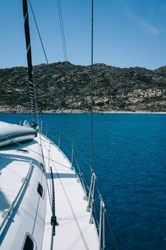 8 Things I Loved About Sailing The Aegean Sea