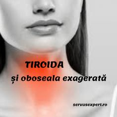 Tiroida și oboseala - o legătură cauză-efect. Ghid Vizual Thyroid Problems, Metabolism, Good To Know, Anastasia, Health Tips, Healthy, Fitness Plan, Healthy Lifestyle Tips