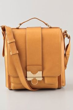 Diane von Furstenberg Keller Messenger Bag