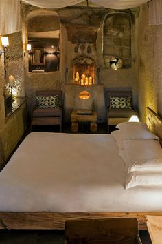 What We Love: A beautifully restored traditional Cappadocian dwelling, with guestrooms in ancient caves and stone houses. The House Hotel Cappadocia (Nevsehir, Turkey) - Jetsetter
