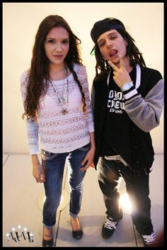This is Miss MCMG and Looie Zepplin from Billings, MT based hip hop group Magik City Music Group! Check out what these two bad-asses are up to @ our website www.magikcitymusicgroup.com