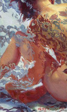 """Sergio Lopez  """"Blue Roses"""" themainloop.tumblr.com"""