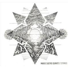 Mario Castro Quintet/Strings - Estrella de Mar (CD)