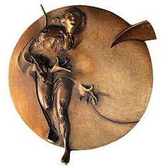 FIDEM Medallic Sculpture Exhibit to Close Sept. Coin Collecting, Figure Painting, Sculpture Art, Sculpting, Moose Art, Coins, Carving, Portraits, Ceramics