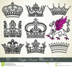 Heraldic Crown Royalty Free Stock Photography - Image: 24785217