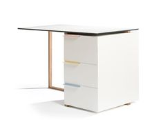 Office Table Design | DEX Desk by Reinier de Jong