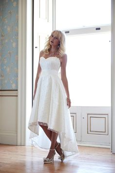 Lily wedding dress from So Sassi