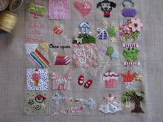 Big Picture Classes ... Happy Go Lucky Stitchalong
