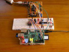 Arduino - Raspberry Pi (I2C)