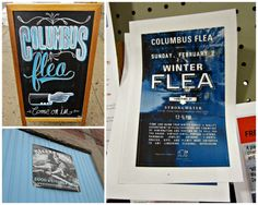 Cbus52: Columbus in a Year: Columbus Flea