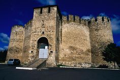 The 15th century Soroca Fortress, once the seat of the principality of Moldova.