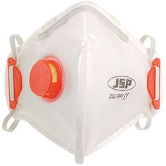 JSP FFP3(Exhalation Valve) Disposable Masks