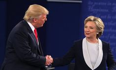 During the first presidential debate, Hillary Clinton caused an uproar of the best kind when she informed Donald Trump that she had not only prepared for the debatebut had alsoprepared to be president. 'You criticize me for preparing for this debate. And, yes, I did. Do you know what else I prepared for? I also …