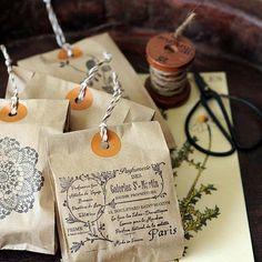 Embalagens de presente ~ Arte De Fazer | Ideias de Decoração e Artesanato