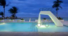 Gorgeous pool at Couples Tower Isle in Jamaica. #Jamaica #beachwedding