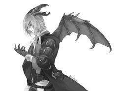 Eizen by lethargay on DeviantArt Tales Of Berseria Characters, Fictional Characters, The Power Of Belief, Tales Of Zestiria, Tales Series, Elsword, Touken Ranbu, Rwby, Fire Emblem