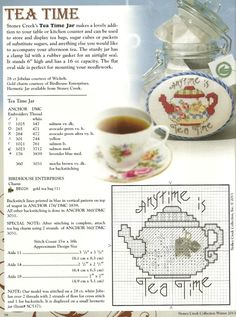 (66) Gallery.ru / Фото #53 - Stoney Creek Cross Stitch Collection Magazine 2013-v25-01 - tymannost